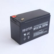 伊特电池12V7Ah