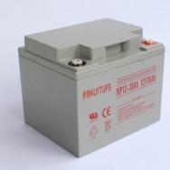 伊特电池12v38Ah