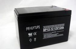 伊特电池12V12Ah