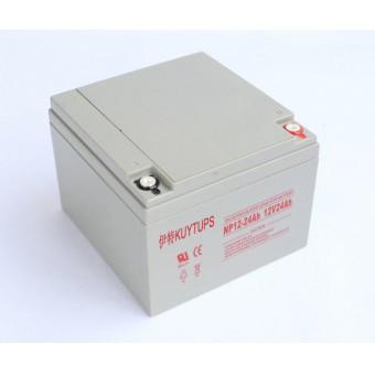 伊特电池12V24AH
