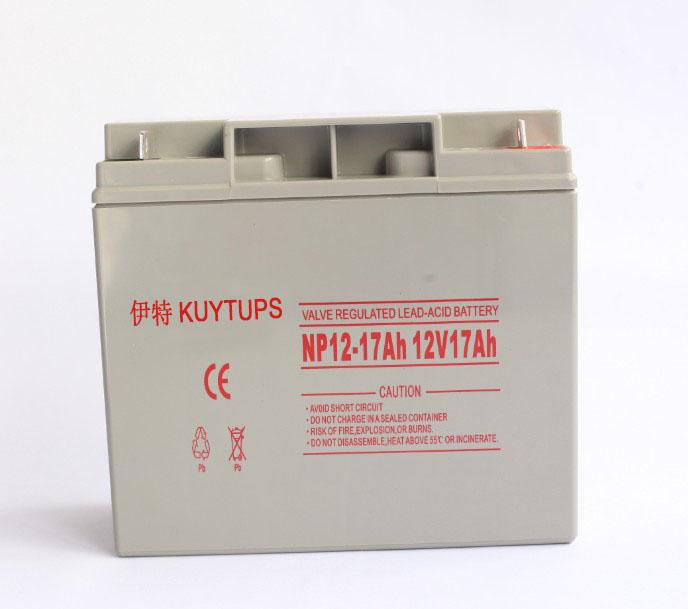 伊特电池12v17Ah